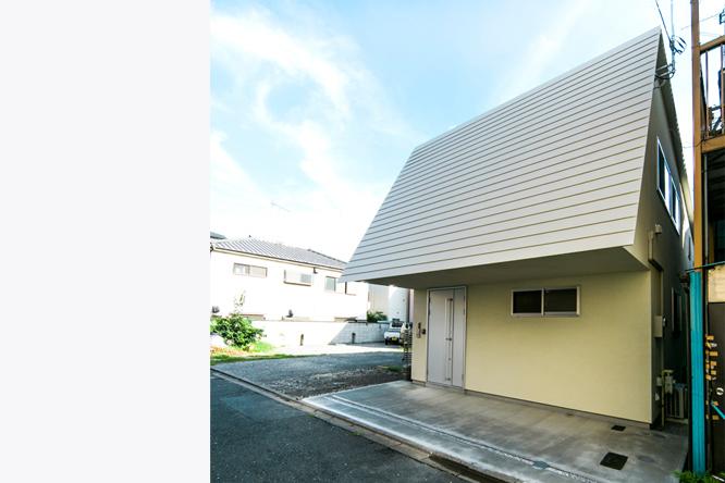 大きな屋根の家_ICHI